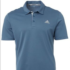 Adidas Ultimate 3 Stipe Gradient Polo XL